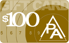$100 Pyramyd Air Gift Card