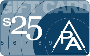 $25 Pyramyd Air Gift Card