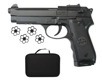 Beeman 2008 CO2 Pistol with Case