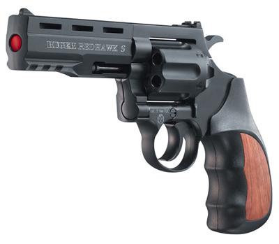 Ruger Redhawk S Blank Gun, Black