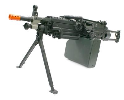 Echo 1 Model 249 PARA Airsoft Machine Gun