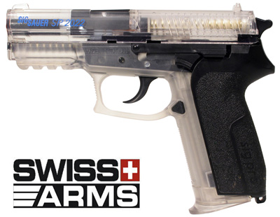 SIG Sauer SP2022 - Clear