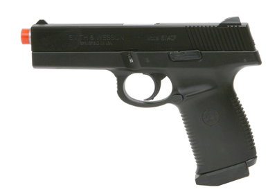 Sigma SW40F Airsoft Green Gas Pistol
