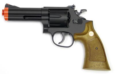 "933 UHC 4"" revolver, Brown"