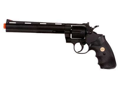 941 UHC 8 inch revolver, Black