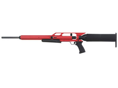 2011 AirForce Condor Red PCP Rifle, No Spin-Loc