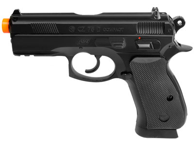 Aftermath CZ 75D Spring-Powered Airsoft Pistol
