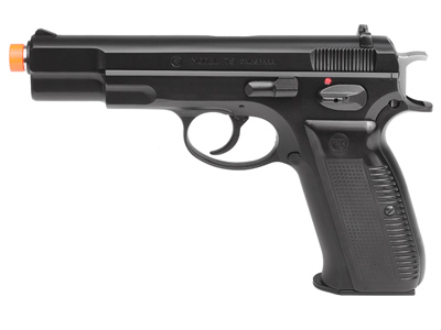 ASG CZ 75 Gas Blowback Airsoft Pistol