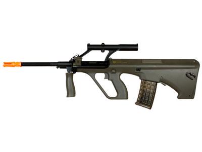 ASG Steyr AUG A1 Metal AEG, Value Pack