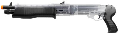 Franchi SPAS12 Shotgun 44 , Clear