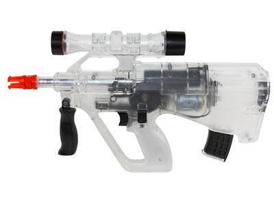 Aftermath Mini Steyr Mini Submachine Gun, Clear