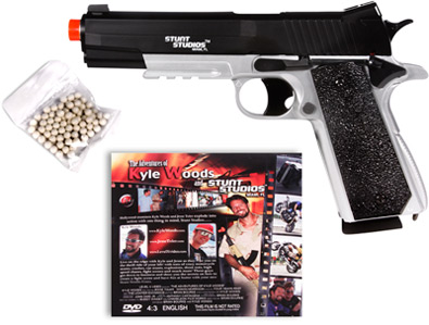 Aftermath Stunt 998 CO2 Airsoft Pistol
