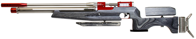 Air Arms EV2 Red/Nickel