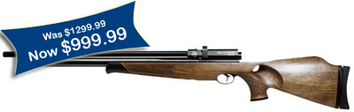 Air Arms S410 Sidelever Thumbhole