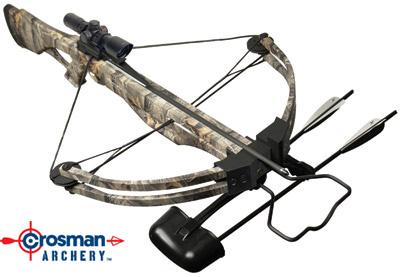 CenterPoint Teton Crossbow
