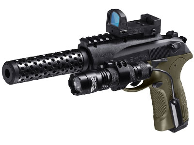 Beretta PX4 Storm Recon CO2 gun