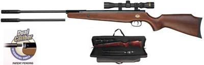 Beeman RS2 Dual-Caliber Air Rifle Combo