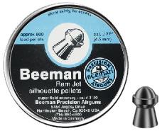 Beeman Ram Jet .177 Cal, 9.8 Grains, Domed, 500ct