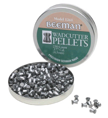 Beeman .177 Coated  Wadcutter Pellets