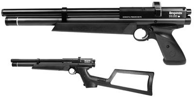 .22 Benjamin Marauder PCP Air Pistol