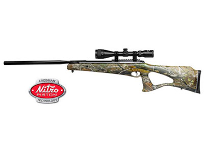 Benjamin Trail NP Nitro Piston Realtree Stock