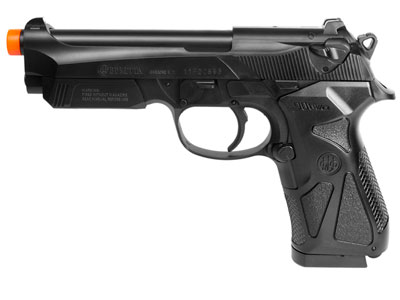 Beretta 90two Spring Airsoft Pistol, Black