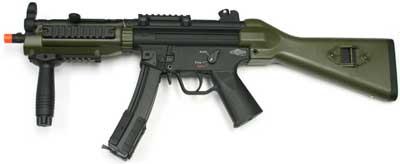 Aftermath Broxa Evolution AEG Airsoft Rifle