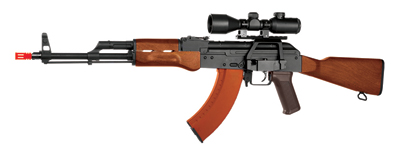 Akm Aeg Cybergun Kalashnikov Akm Aeg