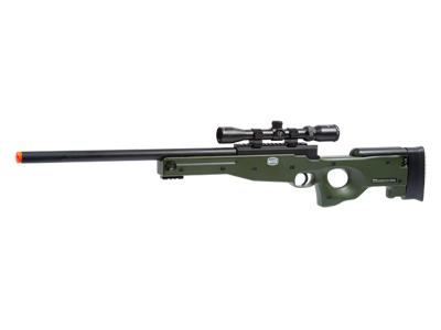 Mauser Spring Airsoft Sniper Rifle
