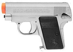 Colt 25 Silver