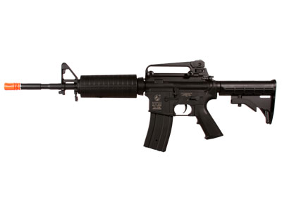 Colt M4A1 AE AEG Airsoft Rifle w/ booster bundle