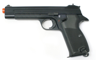 SIG Sauer P210, Gas Blowback Pistol