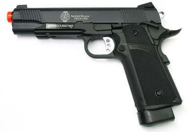 Smith & Wesson 1911PD CO2 Airsoft Pistol