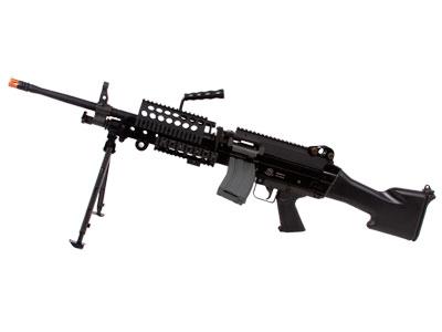 Classic Army M249 MKII SAW RIS Airsoft AEG