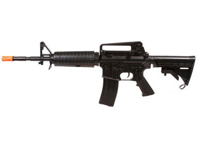 Colt M4A1 Spring Airsoft Rifle, Black