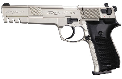 Walther CP88, Nickel.