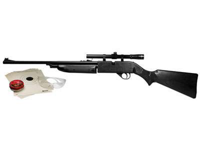 Crosman 664GT Powermaster Air rifle kit