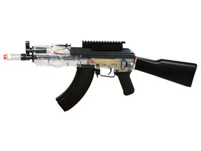 Crosman Pulse R76 AEG Airsoft Rifle, Clear