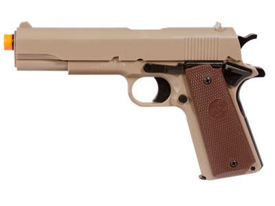 Marines Airsoft SP02 Spring Airsoft Pistol