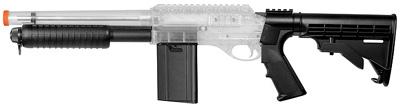 Remington TAC 1, Black/Clear