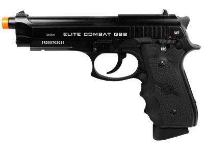 Game Face Elite Combat CO2 Blowback pistol