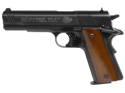 Colt 1911 pellet.