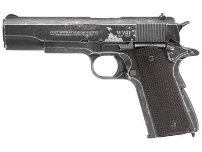 Colt 1911 WWII Commemorative CO2 BB Pistol. Air guns | Pyramyd Air