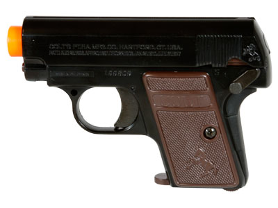 Colt 25 Black Airsoft