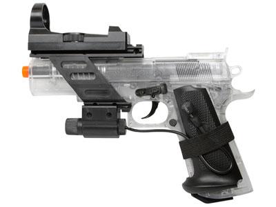 Colt Combat Commander Spring Airsoft Pistol