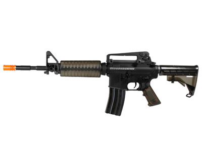 Colt King Arms M4A1 AEG, Smoky Version