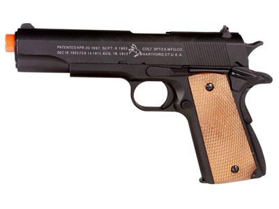 Colt M1911 Airsoft Spring Pistol Metal Version