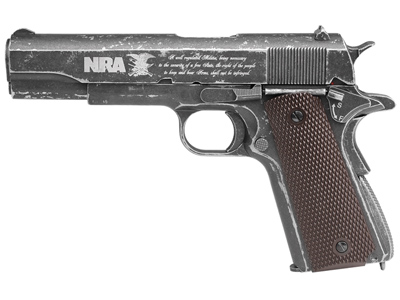 Colt Limited Edition NRA 1911 CO2 BB Pistol