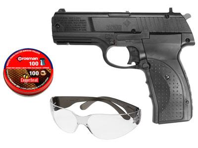 Crosman 1088B Kit BB & Pellet Pistol