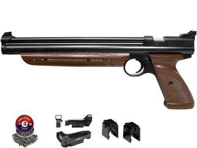Modern Classic (Crosman 1377C Air Pistol)